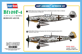 Bf109 F-4