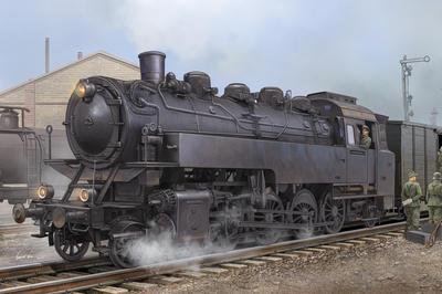 German Lokomotive BR86