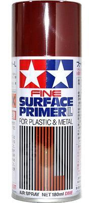 Fine Surface Primer (L) Oxide RED, spray
