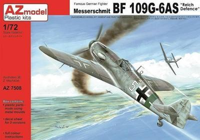 """BF 109G-6AS """"Reich Defence"""" - 1"""