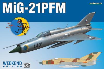 MiG-21PFM Weekend Edition