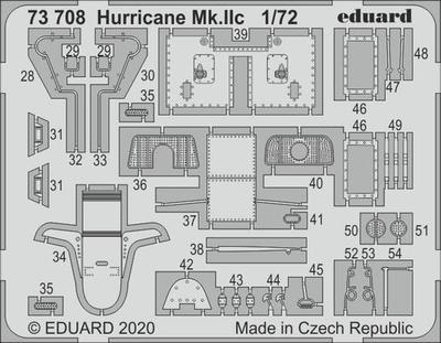 Hurricane Mk. IIc 1/72  lept