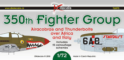 350th Fighter Group, Decals - 1