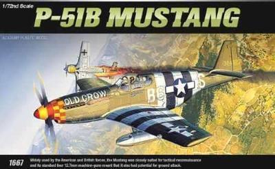 P-51B 1:72
