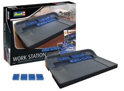 Working Station - pracovní podložka pro modeláře