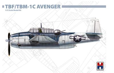Grumman TBF/TBM-1C Avenger