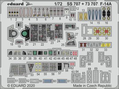 F-14A 1/72  lept