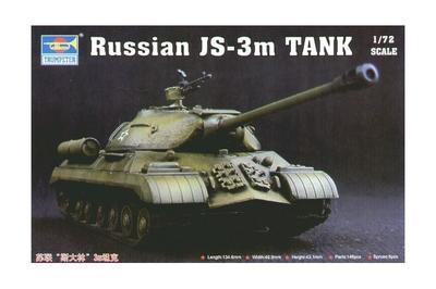 Russian JS-3m Tank