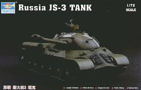 Russian JS-3 Tank