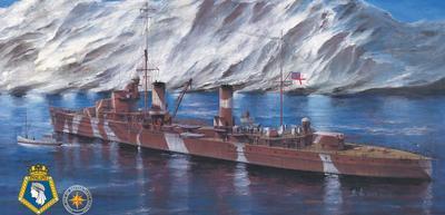 HMS Penelope 1940