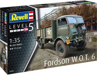 Fordson W.O.T. 6 - 1