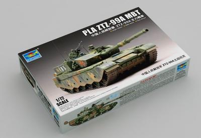 PLA ZTZ-99A MBT