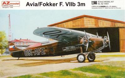 Avia/Fokker F. VIIb 3m