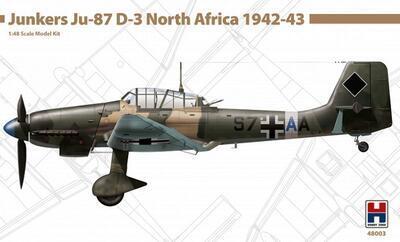 Junkers Ju-87 D-3 North Africa 1942-43