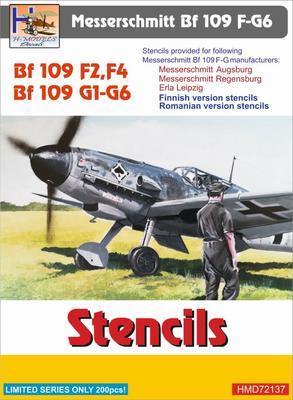 Messerschmitt BF 109 F-G6 - 1