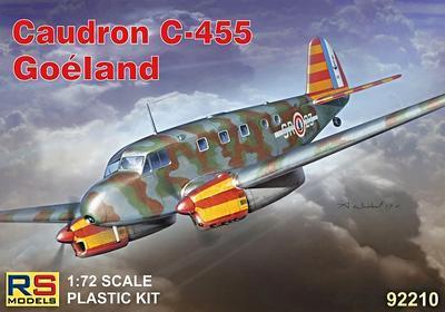 Caudron C-455 Goéland - 1