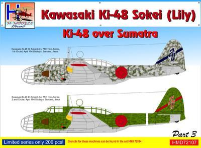 Kawasaki Ki-48 over Sumatra part 3 - 1