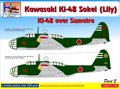 Kawasaki Ki-48 over Sumatra part 2 - 1