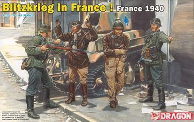 Blitzkreig in France 1940