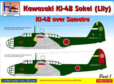 Kawasaki Ki-48 over Sumatra part 1 - 1