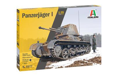 Panzerjäger I - 1