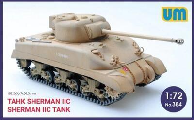 Sherman IIC Medium tank