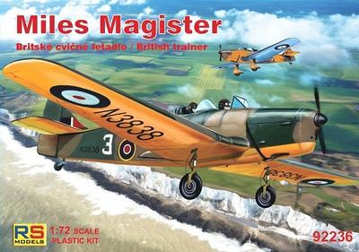 Miles Magister British Trainer  - 1