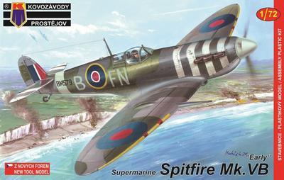 "Supermarine Spitfire Mk.VB ""Early"" - 1"