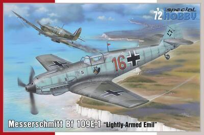 Messerschmitt Bf 109E-1 'Lightly-Armed Emil'