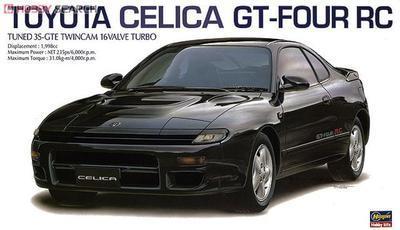 Toyota Celica GT-Four RC 1:24