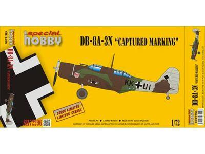 "DB-8A-3N ""Captured Marking"""