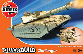 Challenger MBT Quickbuild