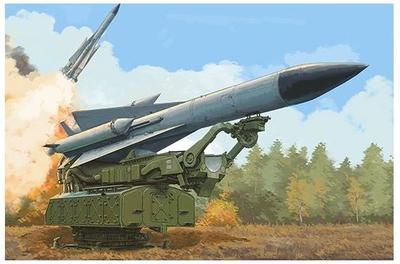 "Russian 5W28 of 5P72 Launcher SAM-5 ""Gammon"""