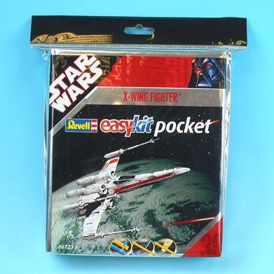 X-Wing Fighter Star Wars - Easy Kit Pocket SW