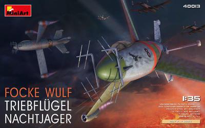 Focke -Wulf Triebflugel Nachtjager - 1
