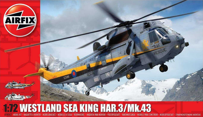 Westland Sea King HAR.3/Mk.43 - 1