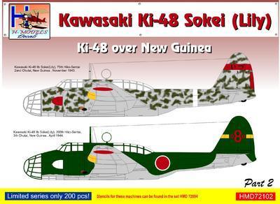 Kawasaki Ki-48 over New Guinea part 2 - 1