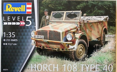 Horch 108 Type 40 - 1