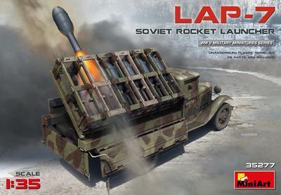 LAP - 7 Soviet Rocket Launcher - 1