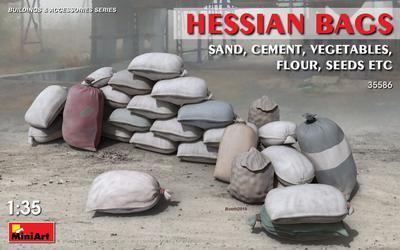 Hessian Bags - 1