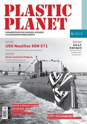 Plastic Planet 2018/5