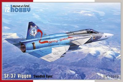 "SF-37 Viggen ""Swedish Eyes"""