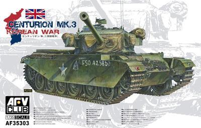 Centurion MK.3 Korean War - 1
