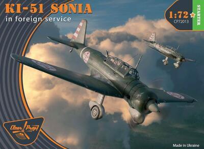 "Ki-51 Sonia ""in foreign service"""