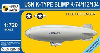USN K-TYPE BLIMP K-74/112/134 - 1