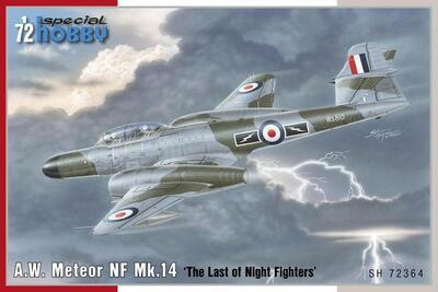 A.W. Meteor NF Mk.14 'The Last of Night Fighters'