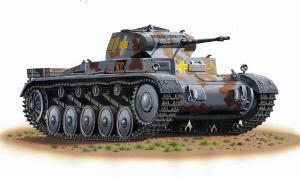 PzKpfw II Ausf C