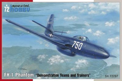 "FH-1 Phantom ""Demonstration Teams and Trainers"""