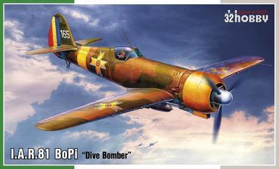 "I.A.R.81 BoPI ""Dive Bomber"""
