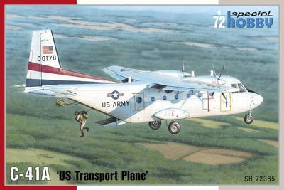 "C-41A ""US Transport Plane"""